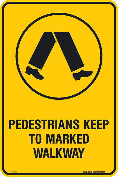 PEDESTRIANS KEEP TO MARKED WALKWAY 300x450 MTL