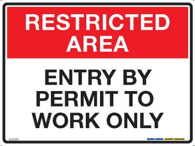 RESTRICTED AREA ENTRY BY PERMIT TO WORK 300x225 MTL