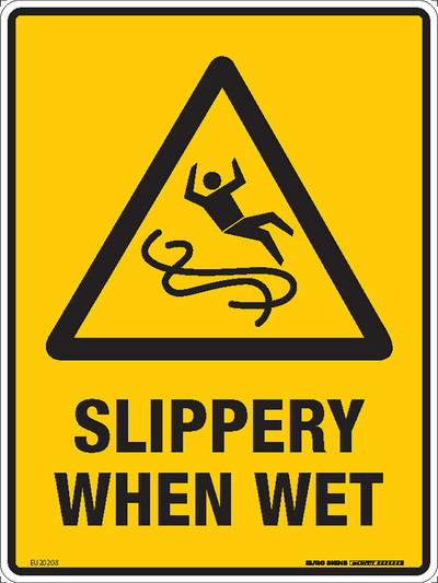 SLIPPERY WHEN WET 225x300 MTL