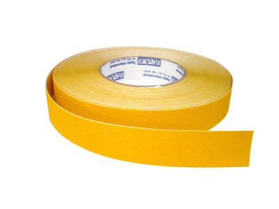 25mm Anti-Slip Tape 18 metres YELLOW