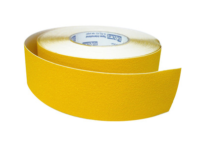 50mm Anti-Slip Tape 18 metres YELLOW
