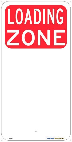 LOADING ZONE - 225x450 ALUM