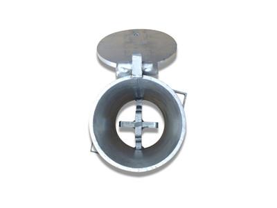 Cam-lok 90mm diameter in-ground SLEEVE - NEW CONCRETE
