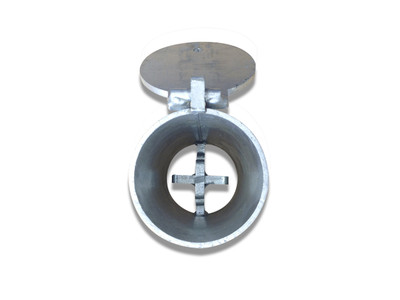 Cam-lok 90mm diameter in-ground SLEEVE - CORE DRILLED