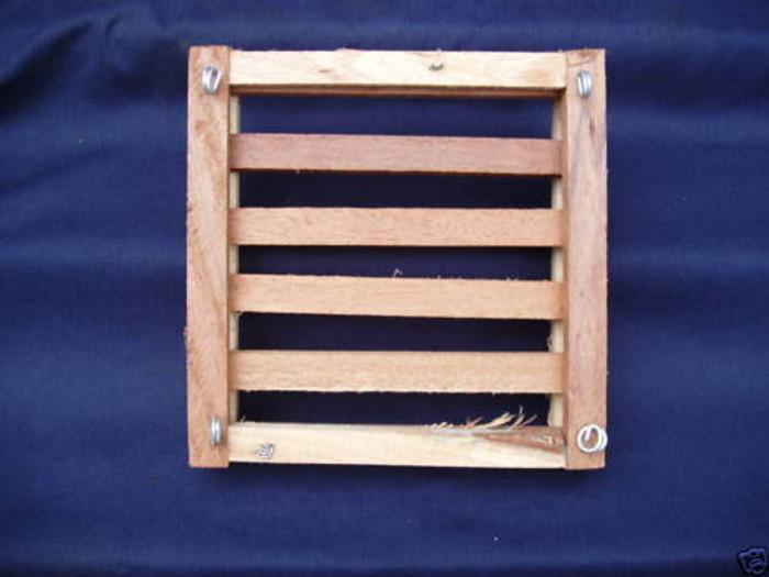 "Wood Raft 8"""