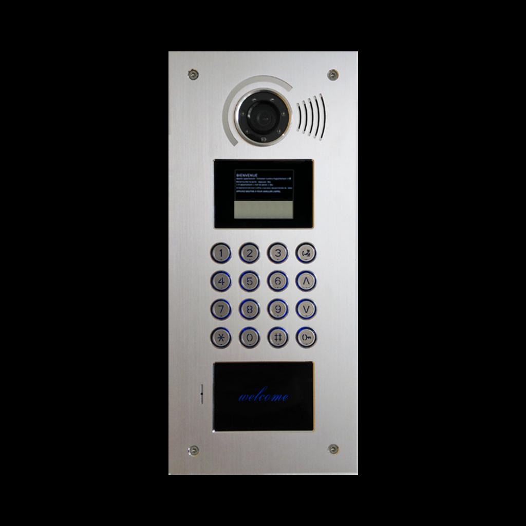 Video Intercom Multi-Apartments up to 1000 Apts