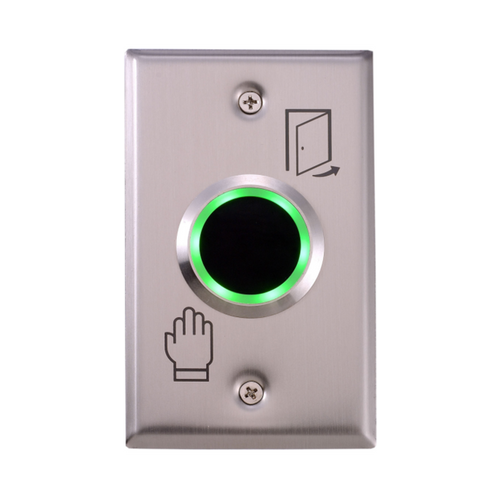 Exit button IR
