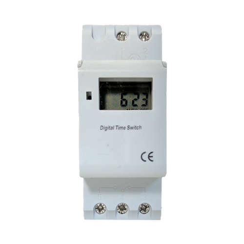 Weekly programmable timer