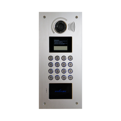Video Intercom Multi-Apartments up to 1000 Apts