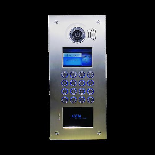 IP Multi-Apartment Video Intercom