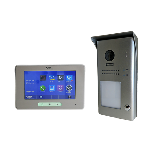 Kit 1 bt Video iSimple Touchscreen