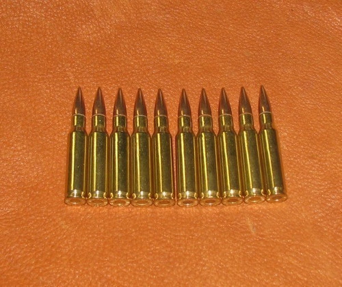 308 New Winchester Brass  147 gr FMJ 100 Rounds