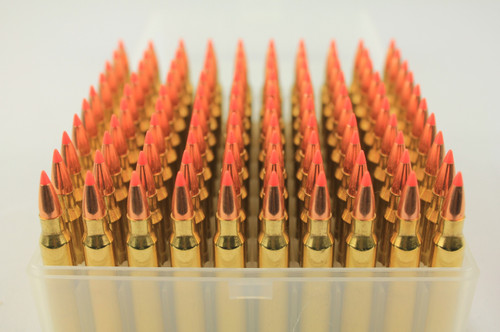 223 50gr V-Max New Winchester Brass Premium Ammunition 100 Rounds