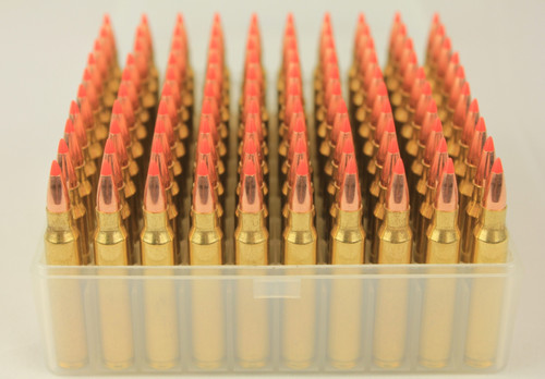 223 55gr V-Max New WCC Brass 100 Rounds