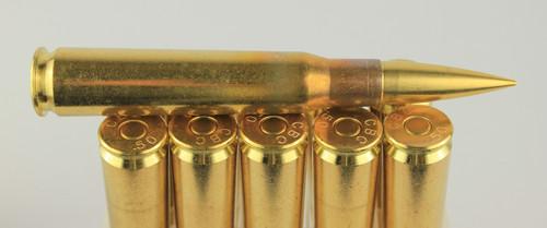 50 BMG 710gr Match-82 New CBC Brass 10 Rounds