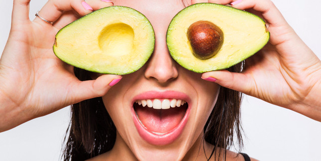 Avocados: Face Mask Fun
