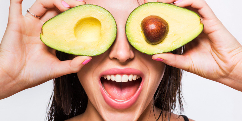 Avocados: Face Mask Fun
