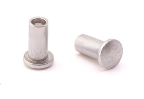 """3/32"""" Dia. 3/16"""" Long Aluminum Rivet (50pcs.)"""