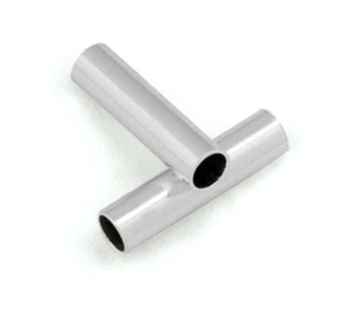 3mm Straight Tubing 12mm Long  (6 pcs.)