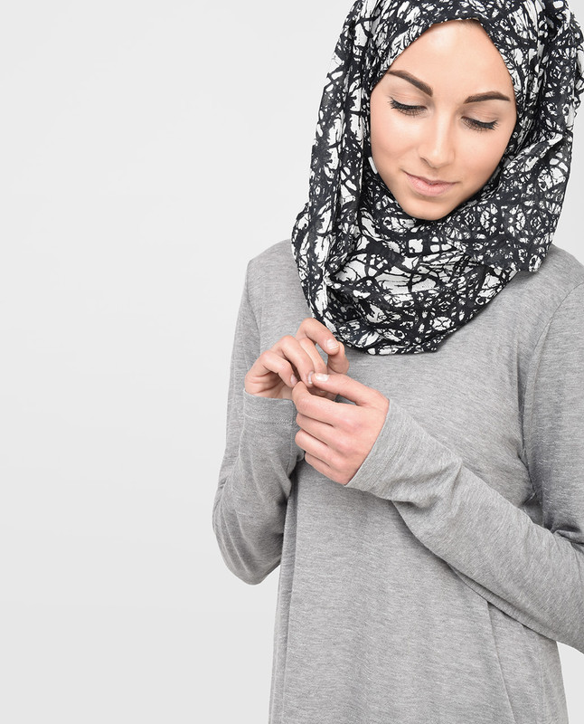 Inked Essence Hijab