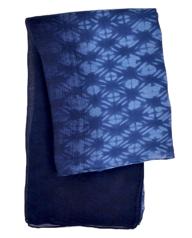 Blue Away Hijab