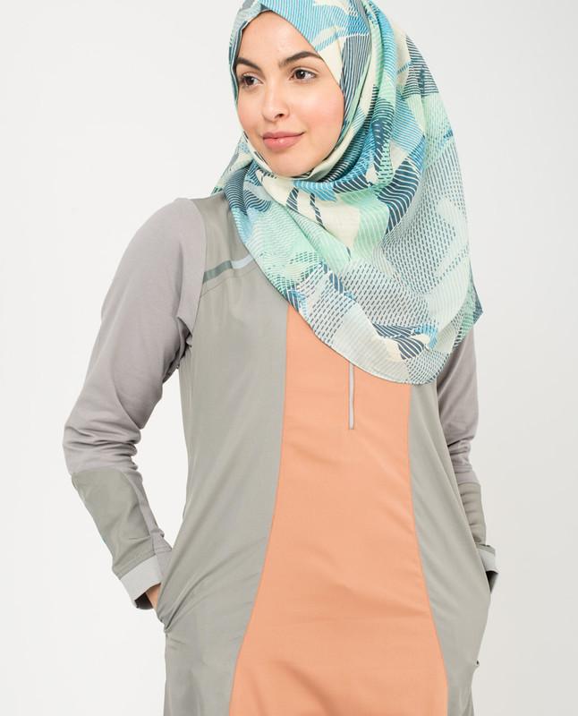 Ballard Blue Hijab