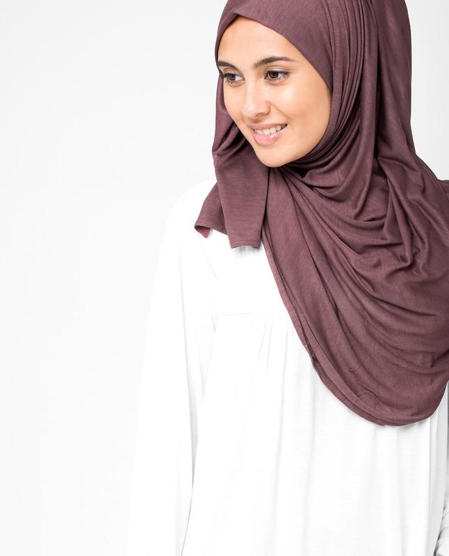 Wild Ginger Viscose Jersey Hijab