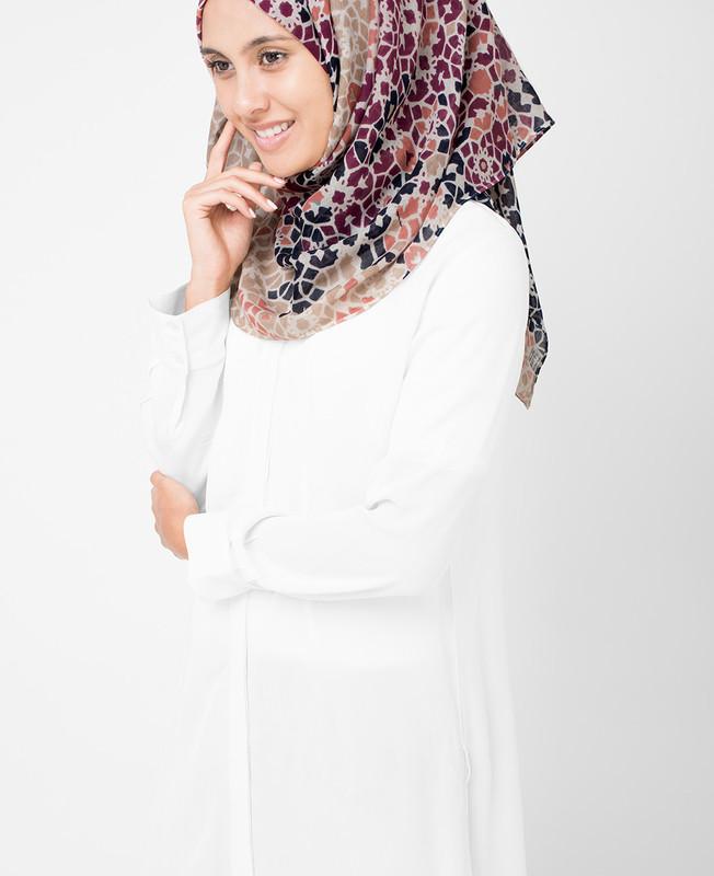 Moonlight Beige Hijab