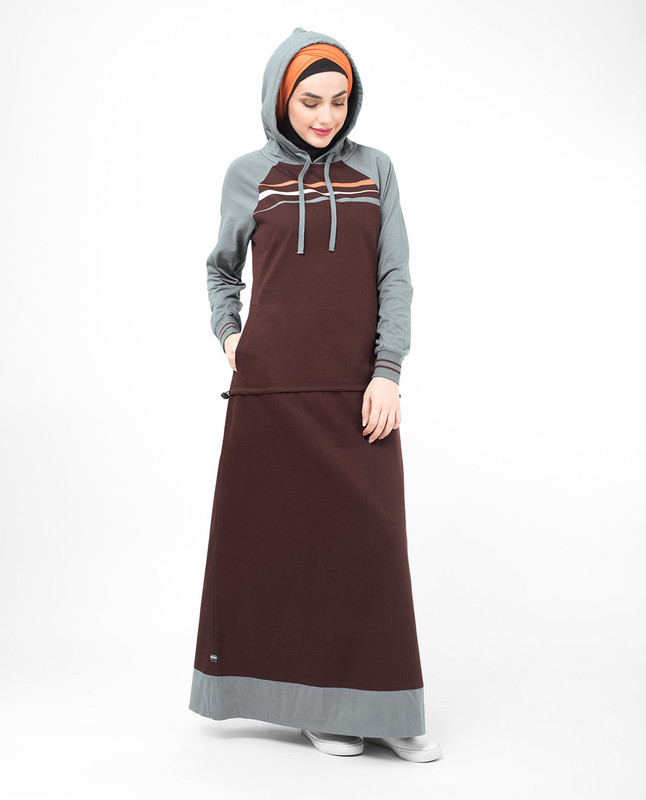 Hooded Sister Jilbab