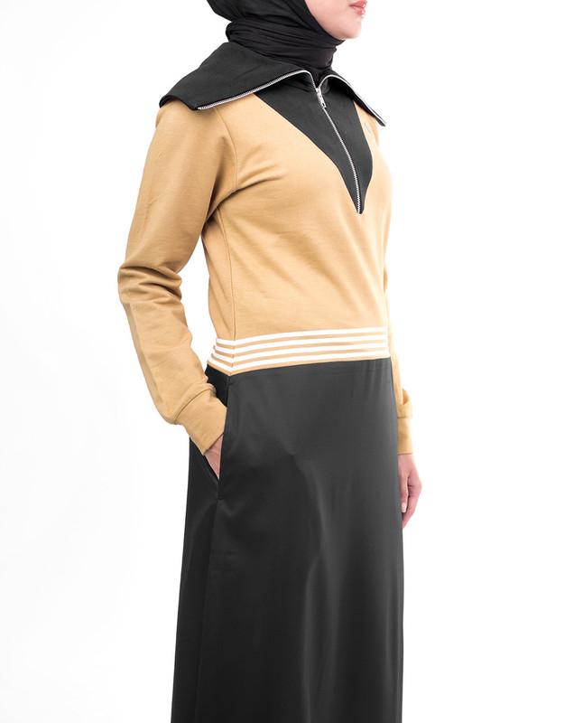 Comfy abaya jilbab