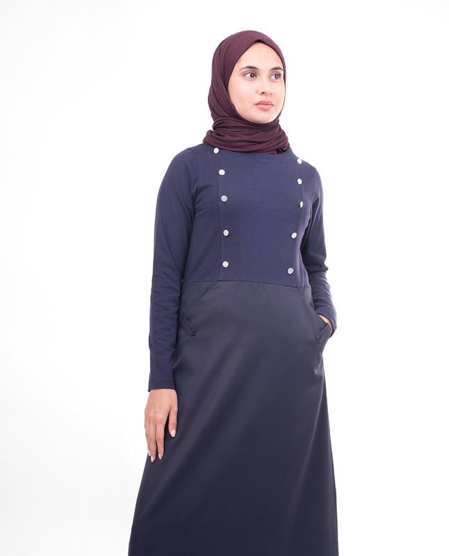 Evening wear abaya jilbab