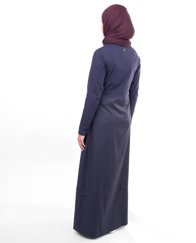 Stylist Cotton abaya jilbab
