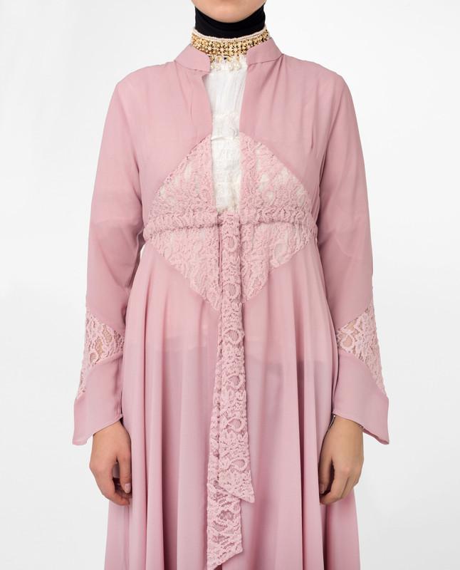 modest wear kimono, outerwear