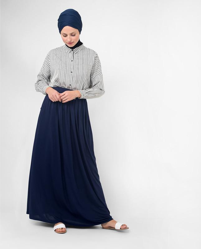 buy blue skirts online
