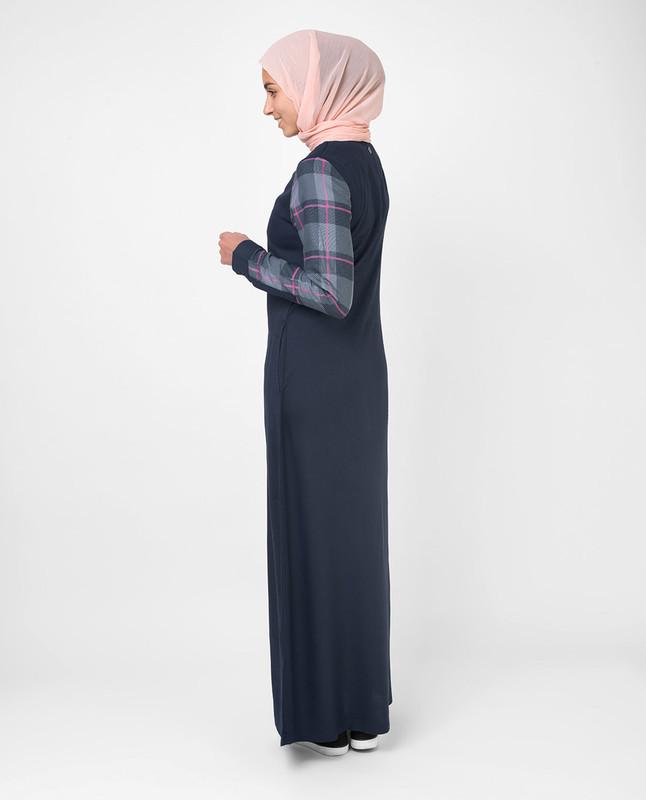 Modest Casual sporty abaya jilbab