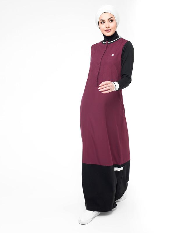 Buy sporty abaya jilbab