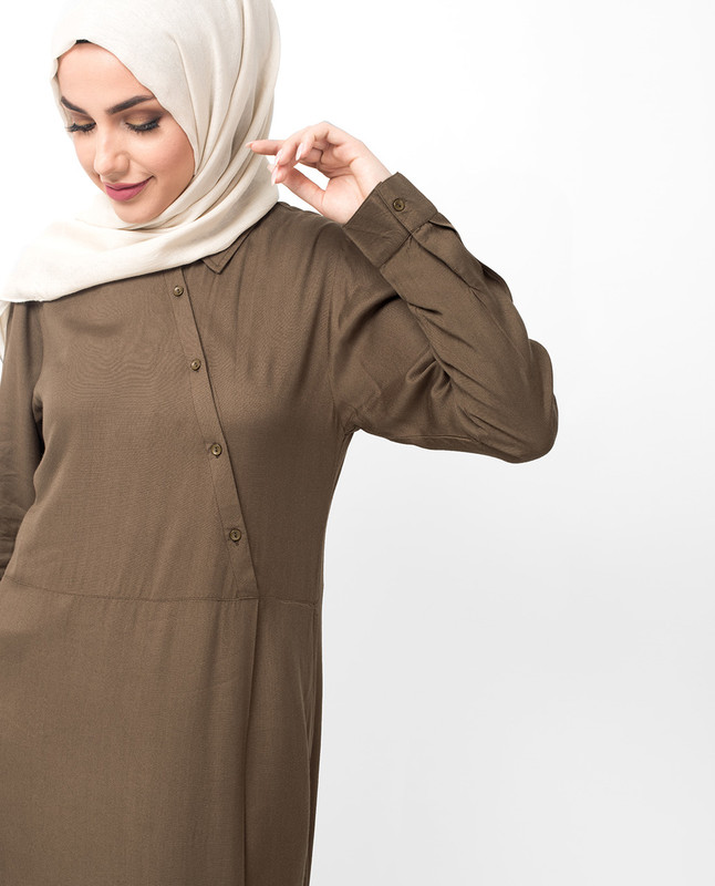 buy olive green abaya jilbab