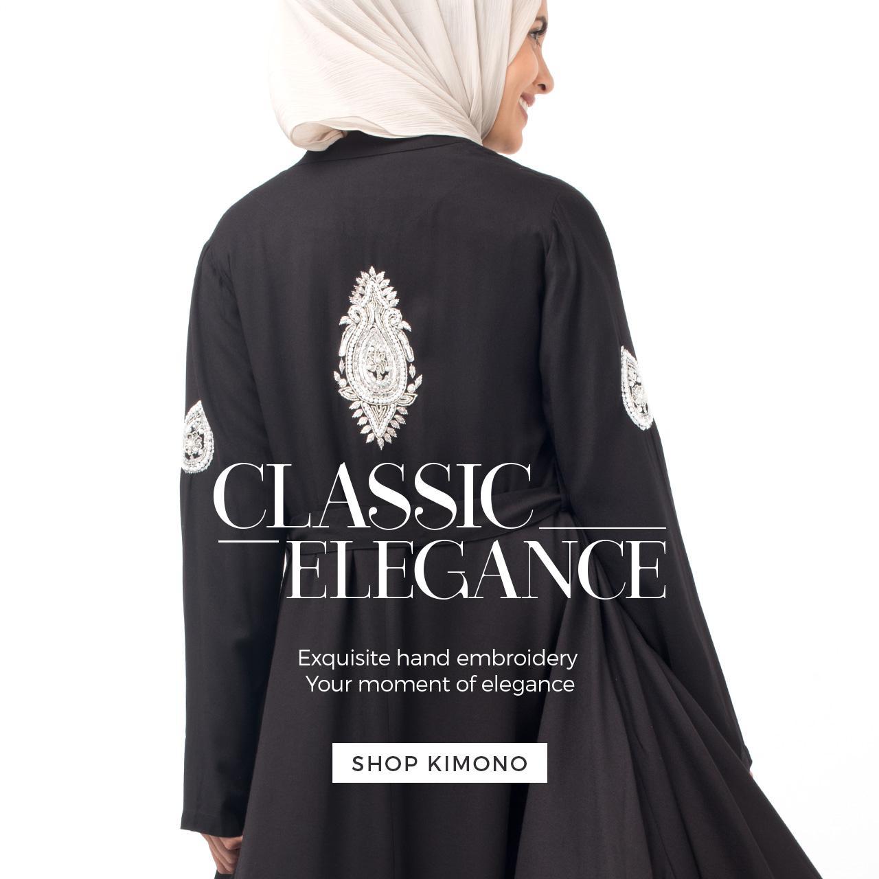 Classic Abaya