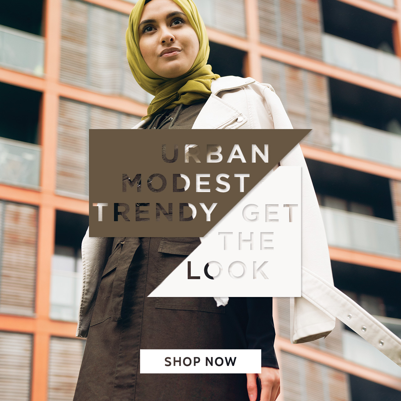 Urban Jilbab Abaya