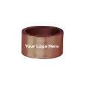 Screen Printed Copper Napkin Rings, Pkg/24
