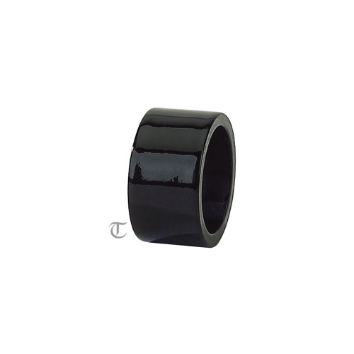 Black Napkin Ring, Sample