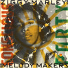ZIGGY MARLEY Melody Maker -1988 Virgin Label LP w/Mint Vinyl