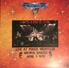 VAN HALEN Catch A Rising Star - New Purple Vinyl Import LP, 1978 Live!