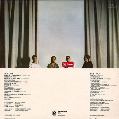 WIRE Chairs Missing - New 2017 EU Import Vinyl LP - PlanetMusic33