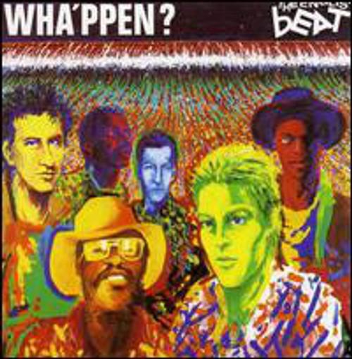 ENGLISH BEAT Wha' Happen - 1981 IRS LP w/Shrink Cover, Mint Vinyl