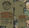 8th Marines -  Camp Geiger, NC  Geiger Tigers T-shirt