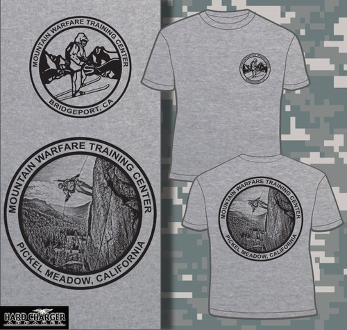 Mountain Warfare School - Bridgeport, CA Long Sleeve T- Shirt