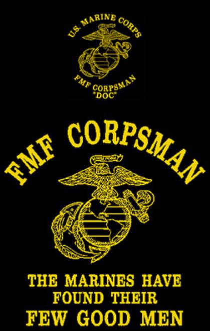 Corpsman Doc Crewneck Sweatshirt