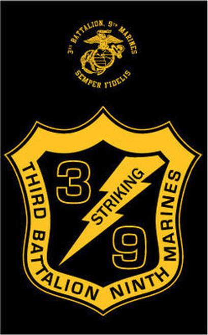 3rd Battalion, 9th Marines T-shirt