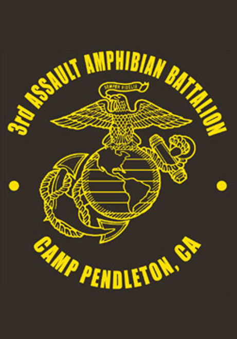 3rd Assault Amphibian Battalion Hood